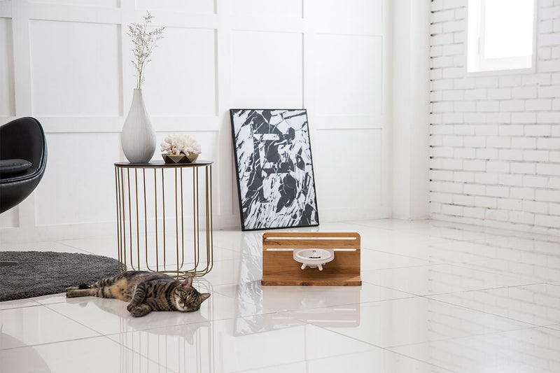 Taberu Cat Dining Station  - Tuft + Paw