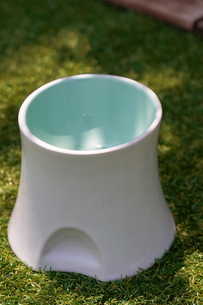 Mio Elevated Cat Bowl Cat feeders - Tuft and Paw