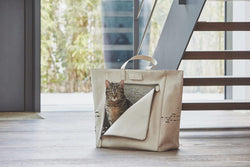 Tosca Cat Carrier Cat carrier - Tuft and Paw