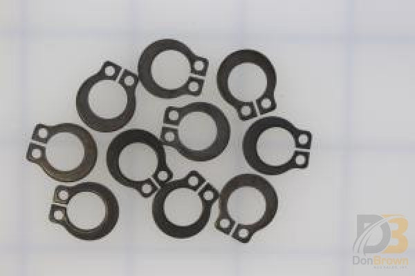 10 PK / RING 3/8 RETAINING SNAP   13889-10KS - Don Brown Bus Parts