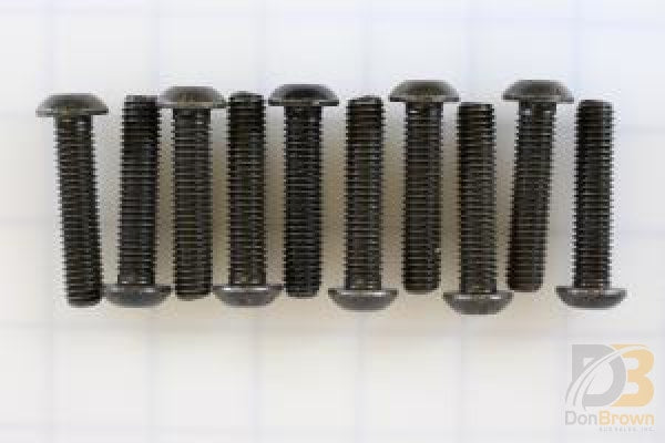 10 Pk / Screw 3/8 16 X 1 3/4 Bhscs 28977-10Ks Wheelchair Parts