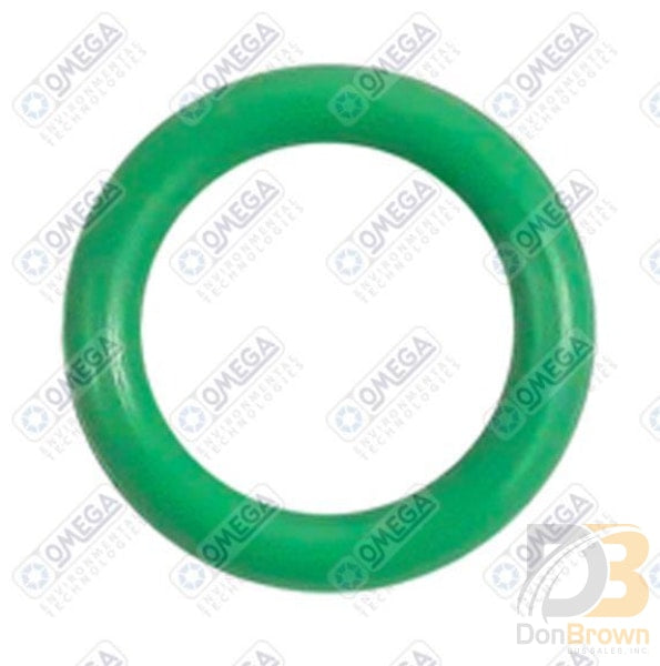 20 Pk Green Hnbr O-Ring - #6 (3/8In) Standard Mt0237 Air Conditioning