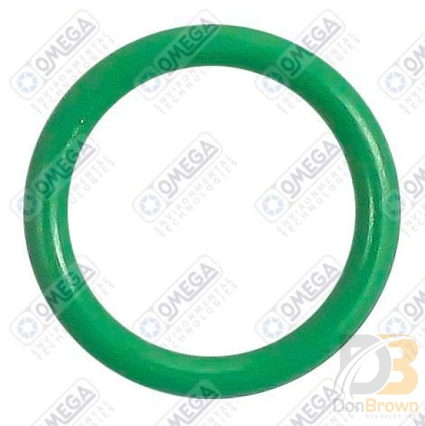 20 Pk Green Hnbr O-Ring - #8 (1/2In) Standard Mt0250 Air Conditioning