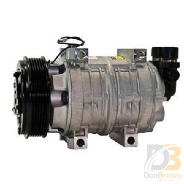 Compressor 10 Cid Qp15 Direct Pv6 119Mm 12V V-Mio 512087 Air Conditioning