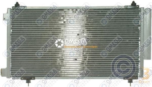 Condenser 00-05 Toyota Celica W/ Rd P/f 24-31143 Air Conditioning