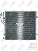 Condenser 02-05 Jeep Liberty 24-31157 Air Conditioning