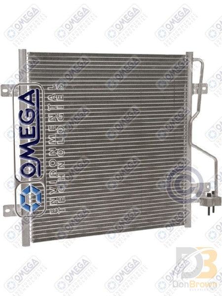 Condenser 06-07 Jeep Liberty All Engines 24-31326 Air Conditioning