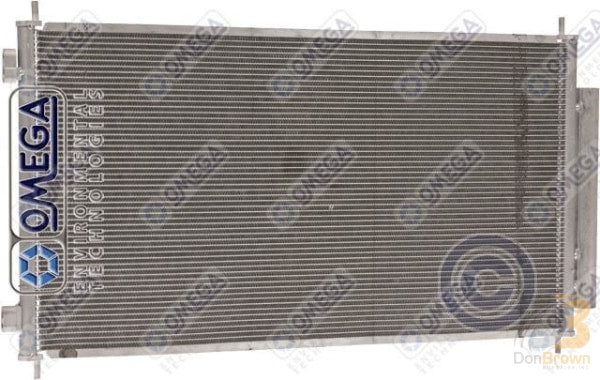 Condenser 07-10 Honda Crv W/rd 24-30553 Air Conditioning
