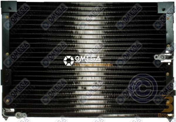 Condenser Acura Legend 91-92 Oe 80110Sp0A02 24-30272 Air Conditioning