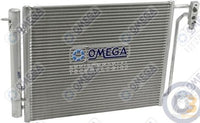 Condenser Bmw X5 00-06 24-30336 Air Conditioning