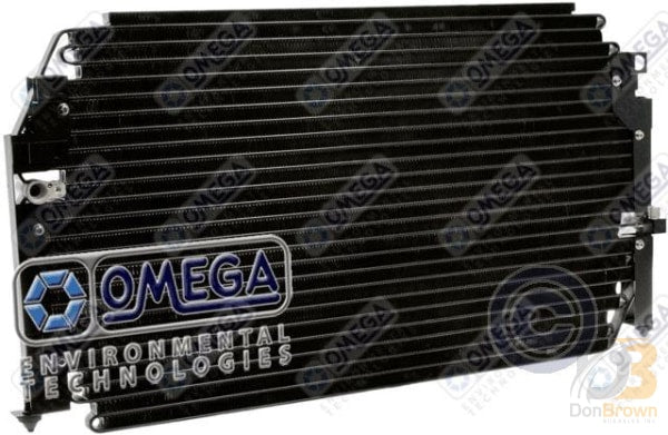 Condenser Camry 97-01 Solara 99-03 Es300 Fm5-97 24-31119 Air Conditioning