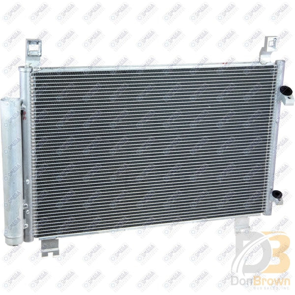 Condenser Chevrolet Prizm 98-02 1.8L 15-6949 24-33644 Air Conditioning