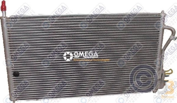 Condenser Ford Focus 00-03/05 2.3L 2.0 L After Market 24-31097 Air Conditioning