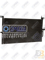 Condenser Jaguar X-Type 02-07 24-31276 Air Conditioning