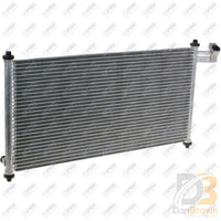Condenser L 24In X H 11.75In D .625In Fin Area 24-30545 Air Conditioning