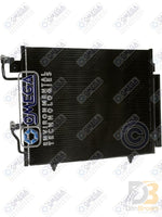 Condenser Mitsubishi Montero 01-06 24-31291 Air Conditioning