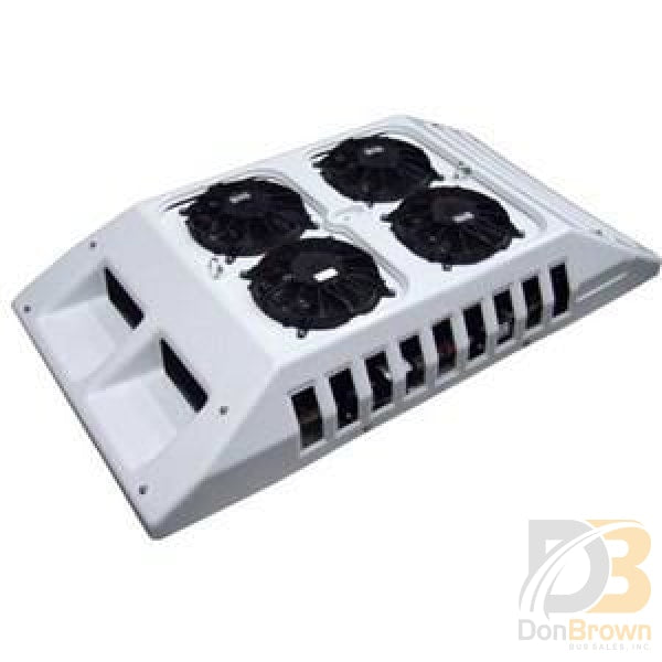 Condenser Rooftop R90 (4) 10 Fans Micro Channel 12Vdc 302199-01 Air Conditioning