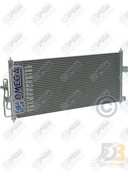 Condenser Sentra 00-01 92110-4Z001 24-30193 Air Conditioning