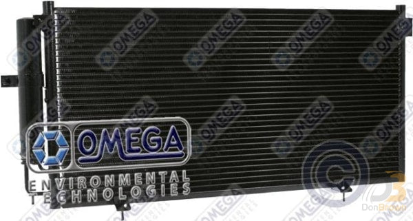 Condenser Subaru Impreza 02-03 24-31240 Air Conditioning