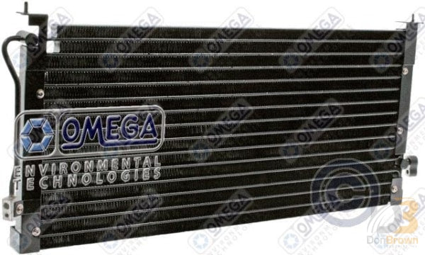 Condenser Subaru Legacy 95-97 24-30426 Air Conditioning