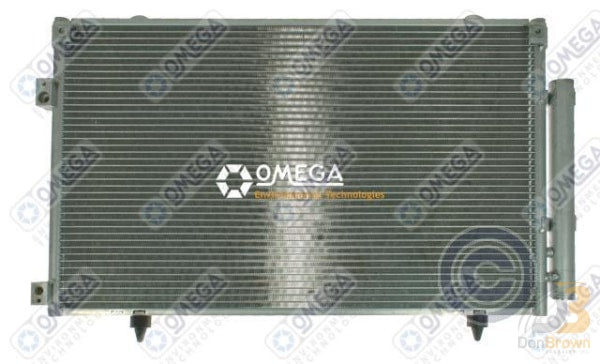 Condenser Toyota Highlander 01-07 24-30329 Air Conditioning