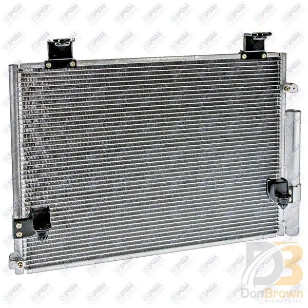 Condenser Toyota Hilux 2007 24-30538 Air Conditioning