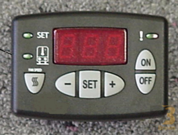 Controller Cab Command 12-00570-00 Air Conditioning