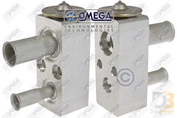 Expansion Valve Block Chry Spr Lk Ftgs 31-30977 Air Conditioning