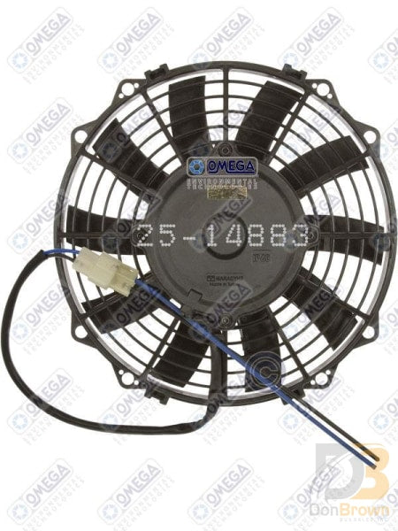"FAN ASSEMBLY 8"" 12V PULLER 25-14883 