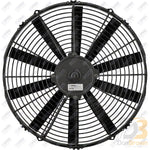 Fan Assembly 9In Pusher Hi Performance 228Mm 25-14850-S Air Conditioning