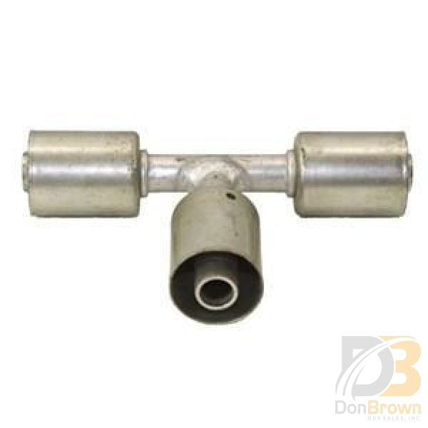 Fitting Tee #8 X Hose Beadlock 313184 Air Conditioning