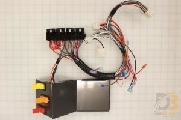 Harness - Sw / Circuit Breaker Relay 955-0521Aks Wheelchair Parts