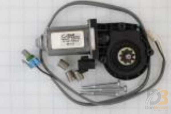KIT MOTOR REPLACEMENT SIEMENS SLIDE DOOR OPERATOR  RIGHT SHIPOUT   30368RKKS - Don Brown Bus Parts