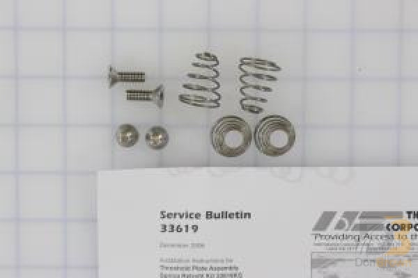 Kit Threshold Spring Series 01 A1 02 Shipout 33618Ks Wheelchair Parts