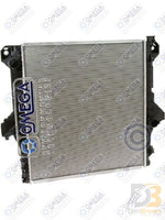 Radiator Dodge Diesel Ram 5.9 03-07 24-80760 Air Conditioning