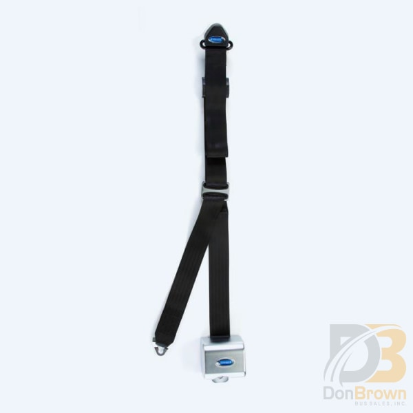 Retractable Shoulder Belt With Manual Height Adjuster Q5-6410-Aret Wheelchair Tiedowns