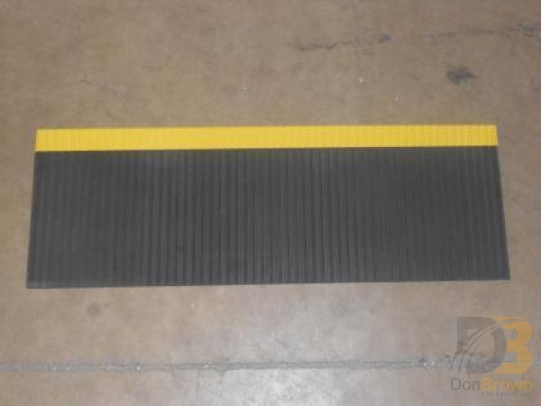 Step Tread 12 X 42 Yellow And Black 10-002-002 Bus Parts