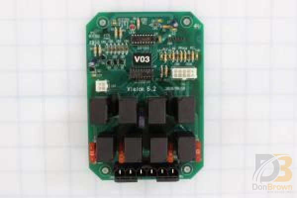 Vision 6 Control Board Vpm11903 Wheelchair Parts