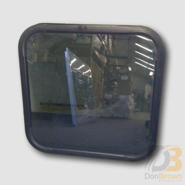Window (25.688 X 25.688) Replace Challenger Rear Door School Bus 07-007-041 Bus Parts