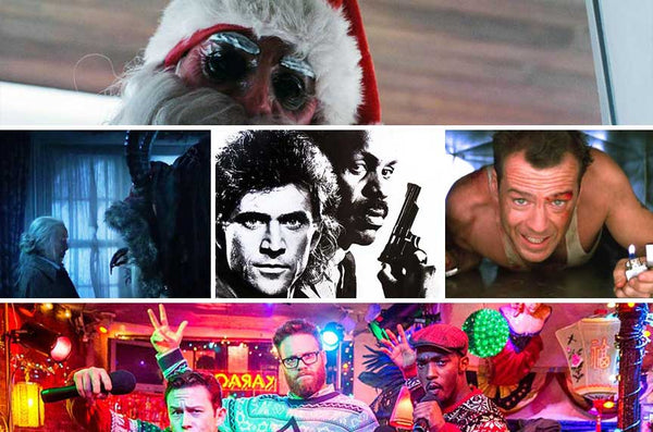 5 Christmas Films For The Adults