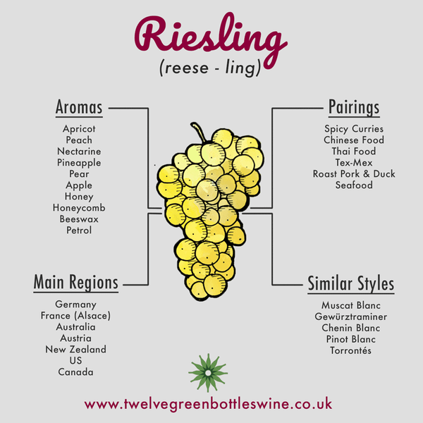 Riesling Infographic