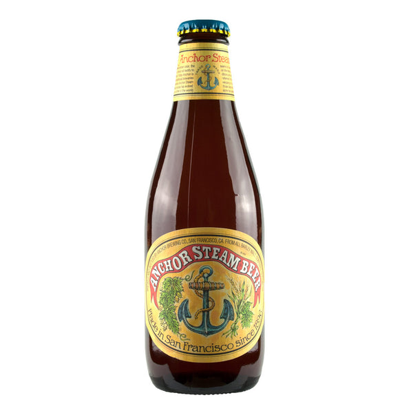 Anchor Steam California Beer