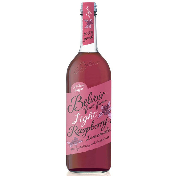 Belvoir Raspberry Lemonade Light (750ml)