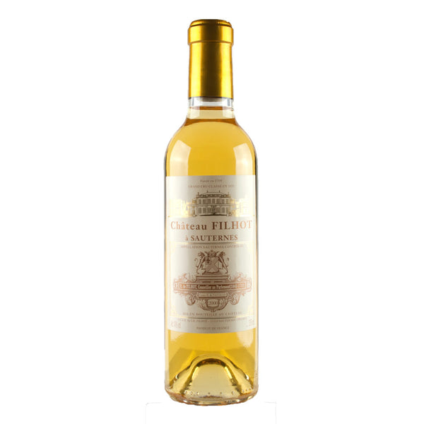 Chateau Filhot Grand Cru Sauternes (half bottle)
