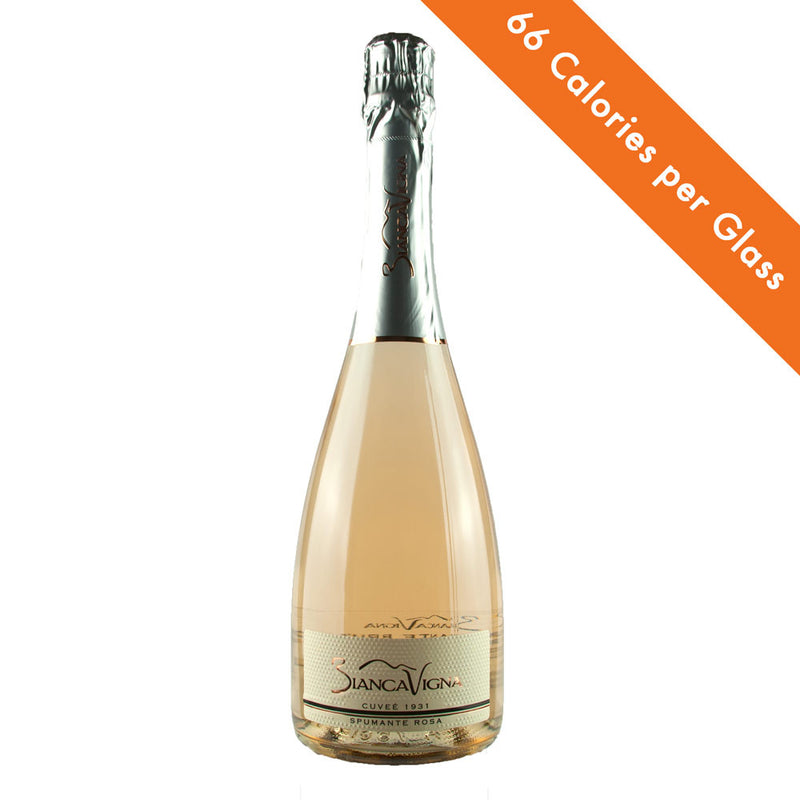 A premium sparkling rose wine from a famous Prosecco producer. Cuvée 1931 Spumante Rosa.