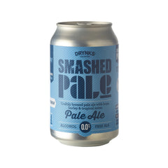 Drynks Smashed Pale Ale Can - Alcohol Free