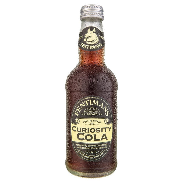 Fentimans Curiosity Cola 275ml Glass Bottle