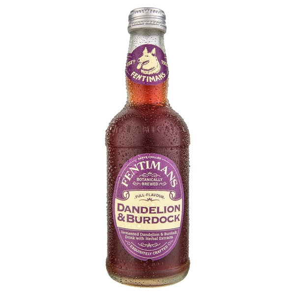 Fentimans Dandelion & Burdock 275ml Glass Bottle