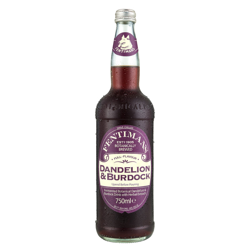 Fentimans Dandelion & Burdock (750ml) Glass Bottle