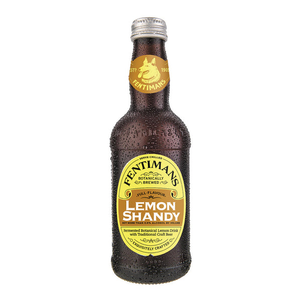 Fentimans Lemon Shandy 275ml Glass Bottle